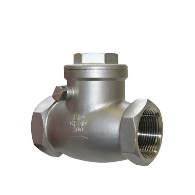 Stainless Steel Swing Female Check Valve