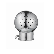 Sanitary Stainless Steel Fixed Cleaning Ball