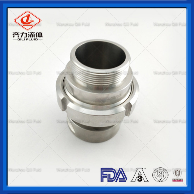 Dairy Hydraulic Stainless Steel Threaded Custom Ferrule