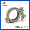 Single Pin Heavy Duty Clamp with Serrated Wing Nut 13MHHM