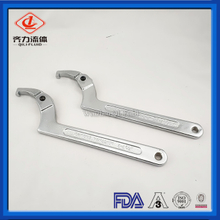 Stainless Steel Tools Union Spanner Wrench Suitable for Kinds of Nuts