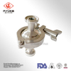 Standard Quality Sanitary Stainless Steel Check Valve with 3A Certification API