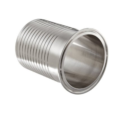 Sanitary Stainless Steel Brewery Hose Barb Adapter 14MPHRL