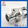 304/316L Sanitary Stainless Steel Clamp Custom Tank Sight Glass