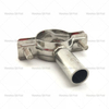 304 316L Sanitary Stainless Steel Pipe Holders with Tube