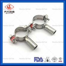 Hygienic Food Grade Stainless Steel Tube Hanger
