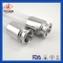 Stainless Steel Sanitary Hose Tri Clamp Fittings And Crimp Collars Fittings