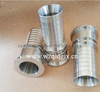 Stainless Steel Fitting Pipe CNC Machine Parts Hose Nipple