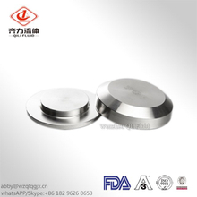 Sanitary Fittings SMS Threaded End Cap Blind Nut