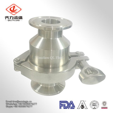 Factory Price 304/304L/316/316L Sanitary Stainless Steel Clamped Check Valves