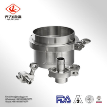 Stainless Steel 304/ 316L Sanitary Triclamp Stainless Steel Ferrule Fittings