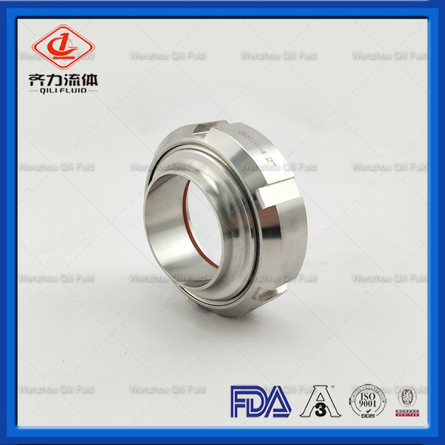 Sanitary Stainless Steel Fluid Round Sight Glass