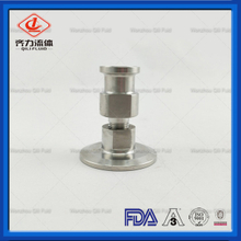 Sanitary Stainless Steel Tri Clover Tube To Pipe Ferrule Fitting