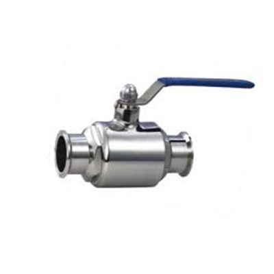 Sanitary Stainless Steel Two Way Ball Valve