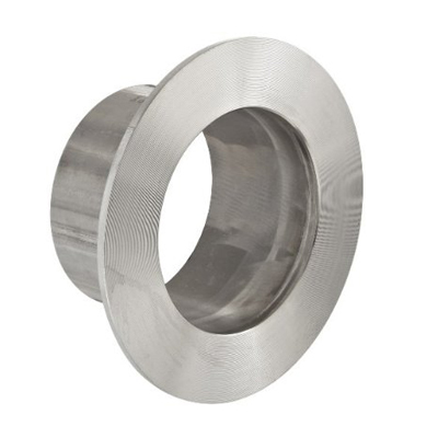 Sanitary Stainless Steel Unpolished Type A Stub End 14VB