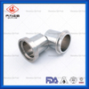 Sanitary Stainless Steel Female I Line Long Weld Ferrule 15WLI