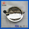 SS304 or SS316L High Pressure Stainless Steel Sanitary Manhole Cover
