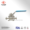 Manufacturer Ball Valve Wholesale High Quality ISO Sanitary Valves