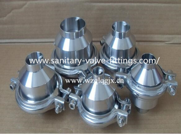 Stainless Steel Sanitary Non Return Check Valve