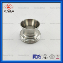 Sanitary Pipe Stainless Steel Ferrule Connector Fitting
