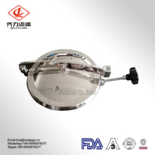 Stainless Steel Tank Cover Round Sanitary Manhole Cover