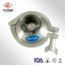 304 316L Stainless Steel Sanitary Welded Check Valve
