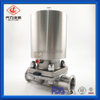 Stainless Steel SS316L Pneumatic Actuator Diaphragm Valve